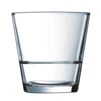 99099 - Cardinal - J0317 - 8 3/4 oz Stack Up Old Fashioned Glass Product Image