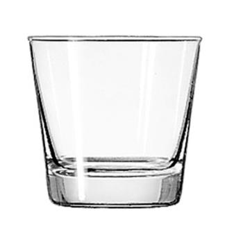 LIB124 - Libbey Glassware - 124 - 5 1/2 oz Heavy Base Old Fashioned Glass Product Image