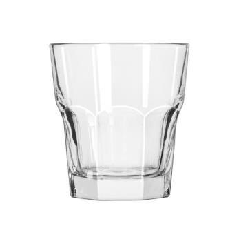 LIB15232 - Libbey Glassware - 15232 - 10 oz Gibraltar® Old Fashioned Glass Product Image