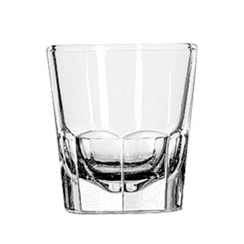 LIB5130 - Libbey Glassware - 5130 - 5 oz Partial Paneled Old Fashioned Glass Product Image