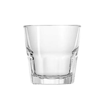 ANC90008 - Anchor Hocking - 90008 - New Orleans 9 oz Rim-Tempered Rocks Glass Product Image