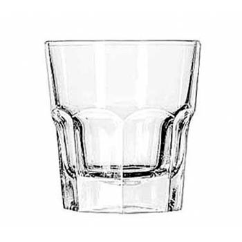 LIB15231 - Libbey Glassware - 15231 - Gibraltar 9 oz Tall Rocks Glass Product Image