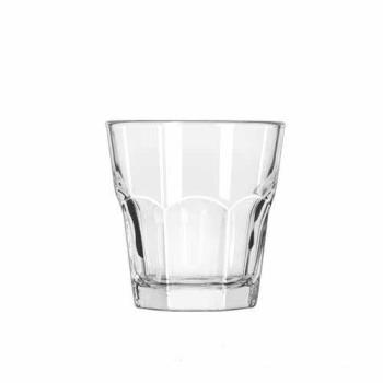 58491 - Libbey Glassware - 15242 - Gibraltar 9 oz Rocks Glass Product Image