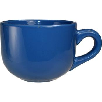 ITW82206 - International Tableware - 822-06 - 14 oz Cancun™ Light Blue Latte Cup Product Image