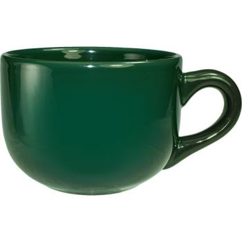 ITW82267 - International Tableware - 822-67 - 14 Oz Cancun™ Green Latte Cup Product Image