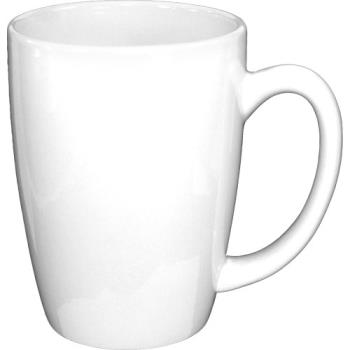59285 - ITI - 8286-02 - 14 Oz European White Endeavor Cup Product Image