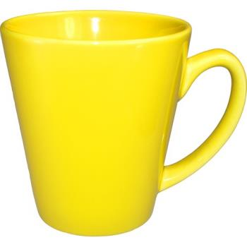 ITW839242 - ITI - 839-242 - 12 Oz Cancun™ Yellow Funnel Cup Product Image