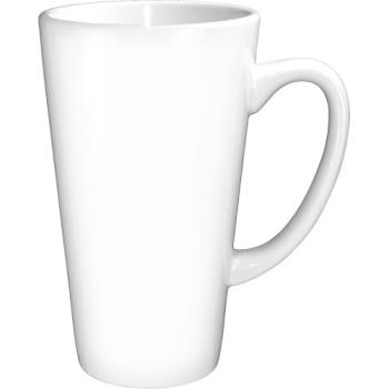 ITW86702 - ITI - 867-02 - 16 Oz European White Funnel Cup Product Image