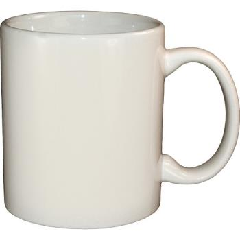 ITW8716801 - ITI - 87168-01 - 12 Oz American White C-Handle Mug Product Image