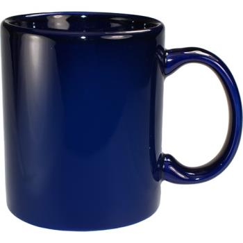 ITW8716804 - ITI - 87168-04 - 12 Oz Cancun™ Cobalt Blue C-Handle Mug Product Image