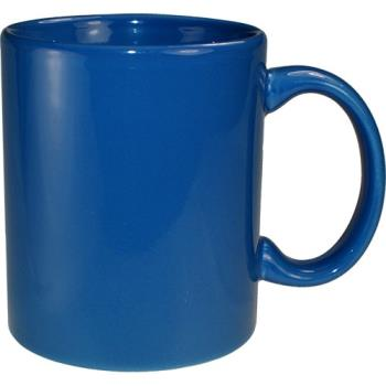 ITW8716806 - ITI - 87168-06 - 12 Oz Cancun™ Light Blue C-Handle Mug Product Image