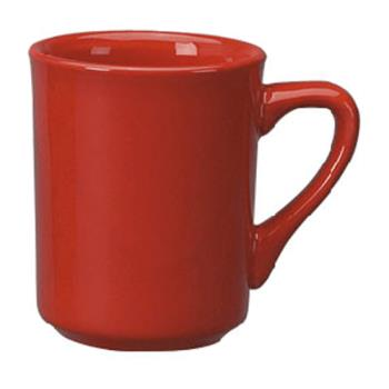 ITW87241664 - International Tableware - 87241-2194 - 8 1/2 Oz Cancun™ Red Toledo Mug Product Image