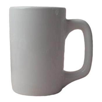 ITW820702 - ITI - 8207-02 - 10 oz European White Mug Product Image