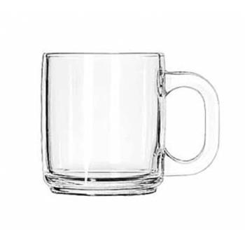 LIB5201 - Libbey Glassware - 5201 - 10 oz Glass Coffee Mug Product Image