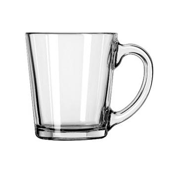 LIB5544 - Libbey Glassware - 5544 - 13 1/2 oz  All Purpose Glass Mug Product Image