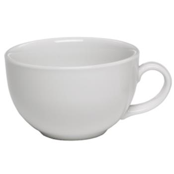 99122 - Rattleware - 09210 - Coffee House Collection 12 oz White Cup Product Image