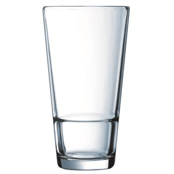 99096 - Cardinal - H3856 - 14 oz Stack Up Beverage Glass Product Image