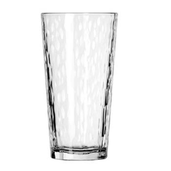 LIB15648 - Libbey Glassware - 15648 - 20 oz Hammered Cooler Glass Product Image