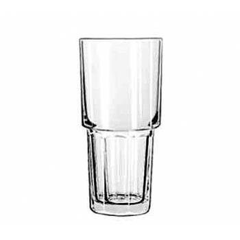 LIB15651 - Libbey Glassware - 15651 - Stackable Gibraltar 16 oz Cooler Glass Product Image