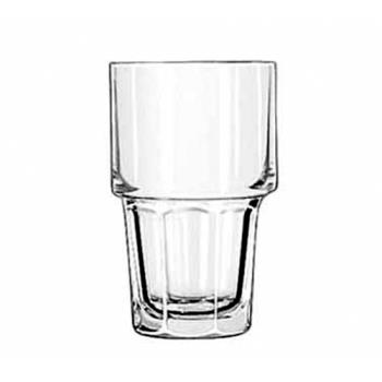 LIB15654 - Libbey Glassware - 15654 - Stackable Gibraltar 12 oz Beverage Glass Product Image