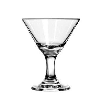 LIB3701 - Libbey Glassware - 3701 - Embassy 3 oz Mini Martini Glass Product Image