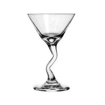 LIB37339 - Libbey Glassware - 37339 - Z-Stem 7 1/2 oz Martini Glass Product Image
