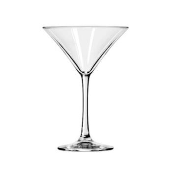 LIB7512 - Libbey Glassware - 7512 - Vina 8 oz Martini Glass Product Image