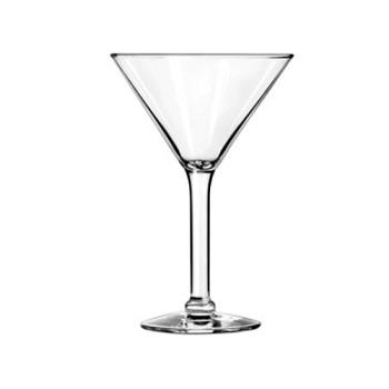 LIB8485 - Libbey Glassware - 8485 - Grande 8 1/2 oz Salud Martini Glass Product Image