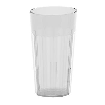 75314 - Cambro - NT12152 - 12.6 oz Fluted Newport Tumbler Product Image