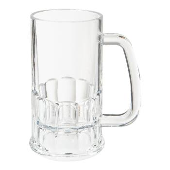 GET000821SANCL - GET Enterprises - 00082-1-SAN-CL - 10 oz- 5 in H SAN Beer Mug Product Image