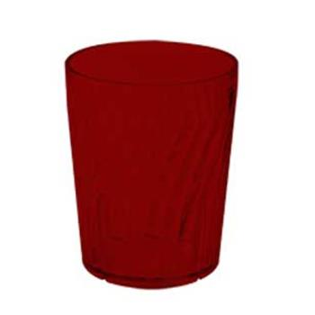 GET22061R - GET Enterprises - 2206-1-R - Tahiti Red 6 oz Tumbler Product Image