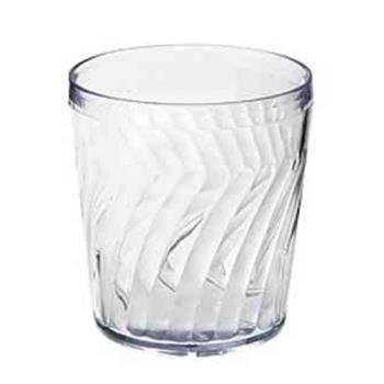 GET22091CL - GET Enterprises - 2209-1-CL - Tahiti Clear 9 oz Tumbler Product Image
