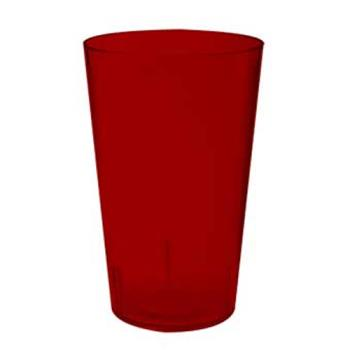 GET503212R - GET Enterprises - 5032-1-2-R - 32 oz Red Pebbled Tumbler Product Image