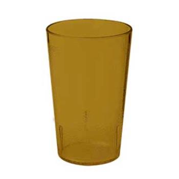 GET660812A - GET Enterprises - 6608-1-2-A - 8 oz Amber Pebbled Tumbler Product Image