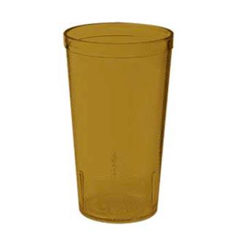 GET660912A - GET Enterprises - 6609-1-2-A - 9 oz Amber Pebbled Tumbler Product Image