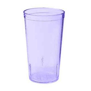 GET661612BL - GET Enterprises - 6616-1-2-BL - 16 oz Blue Pebbled Tumbler Product Image