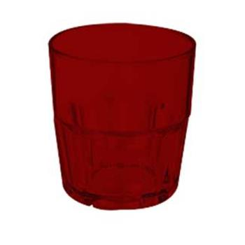 GET99121R - GET Enterprises - 9912-1-R - Bahama Red 12 oz Tumbler Product Image