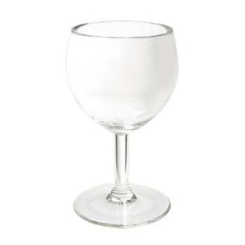 GETSW14061SANCL - GET Enterprises - SW-1406-1-SAN-CL - 6 oz SAN Wine Glass Product Image