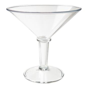 GETSW14191SANCL - GET Enterprises - SW-1419-1-SAN-CL - 48 oz SAN Super Martini Glass Product Image