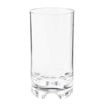 GETSW14261CL - GET Enterprises - SW-1426-1-SAN-CL - 14 oz Roc N' Roll SAN Beverage Glass Product Image