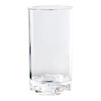 GETSW14431CL - GET Enterprises - SW-1443-1 - Roc N' Roll SAN 5 oz Juice Glass Product Image