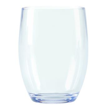GETSW1461CL - GET Enterprises - SW-1461-CL - 12 oz Clear Stemless Wine Glass Product Image