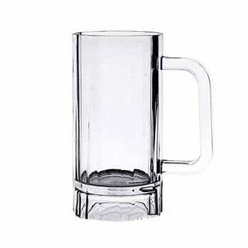 99184 - Thunder Group - PLPCM001 - 16 oz Clear Mug Product Image