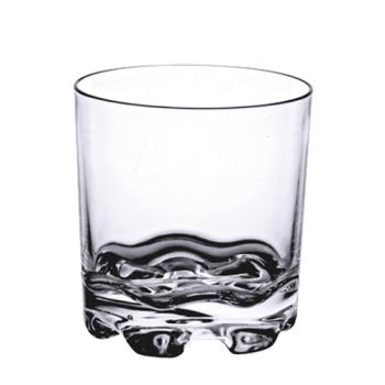 99188 - Thunder Group - PLTHRG008C - 8.5 oz Polycarbonate Rocks Glass Product Image