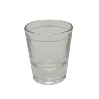 86255 - Espresso Supply - 02160 - 1 1/2 oz Shot Glass Product Image