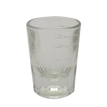 86256 - Espresso Supply - 02169 - 2 oz Measured Shot Glass Product Image