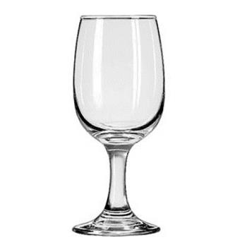 LIB3765 - Libbey Glassware - 3765 - Embassy 8 1/2 oz Wine Glass Product Image