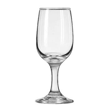 LIB3766 - Libbey Glassware - 3766 - Embassy 6 1/2 oz Wine Glass Product Image