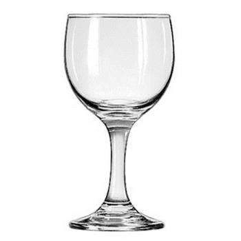LIB3769 - Libbey Glassware - 3769 - Embassy 6 1/2 oz Wine Glass Product Image