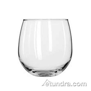 58863 - Libbey Glassware - 222 - 16 3/4 oz Stemless Red Wine Glass Product Image